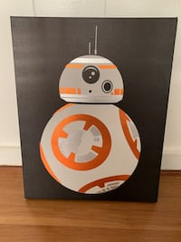 Star Wars Art on Canvas Honolulu, 96815