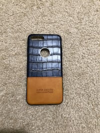 Brand new Leather back cover- iPhone 8 Plus & 7 Plus Fairfax, 22030