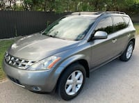 2005 Nissan Murano Leather