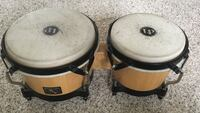 2 brown and white drums Malibu, 90265