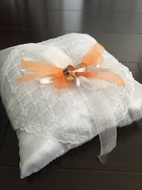 Wedding Ring-bearer Pillow Markham, L3R 5C1