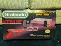 Original NES with box and accessories