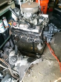 1983 350 v8 GM + trans+ parts  Bel Air, 21014
