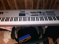 gray and white electronic keyboard Rockville, 20851