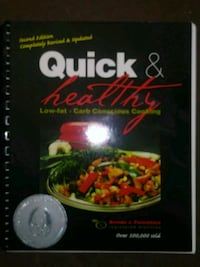 QUICK AND HEALTHY COOKBOOK