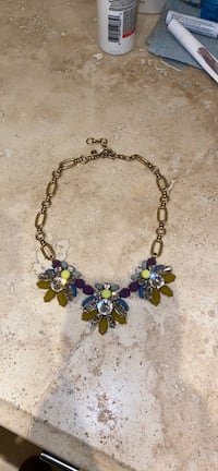 Jcrew necklace. Toronto, M2N 5K9
