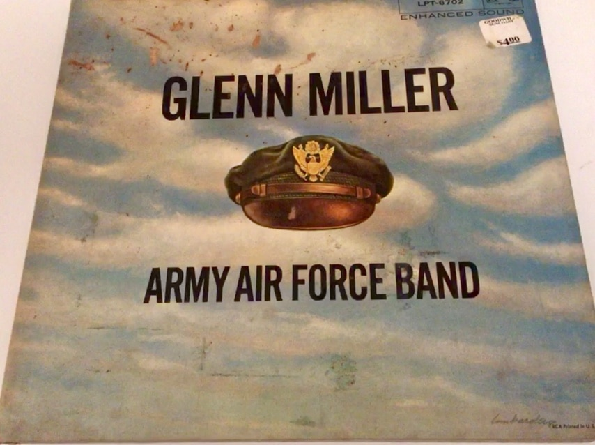 Photo Glen Miller's Army Air Force Band- 5 Album Collection