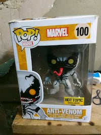 Pop! Marvel 100 Anti-Venom vinyl figure in box