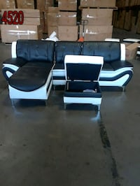 two black and white armchairs El Monte, 91734