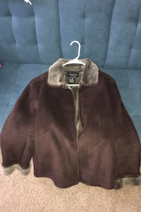 Jacket fo fur lined