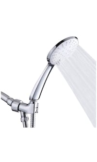 "High Pressure Handheld Shower Head 4.2"" Multi-functions"
