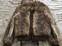 Fur Jacket/ Rabbit Fur/ Medium Baltimore, 21212