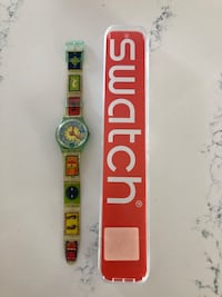Swatch watch special edition.