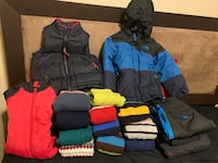 Winter Clothes for 4 to 6 years old Boys Calgary, T3J 4Y2