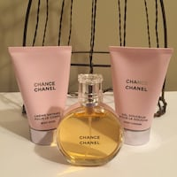 CHANEL CHANCE Perfume & Lotion