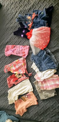 2T Girls Summer Clothes