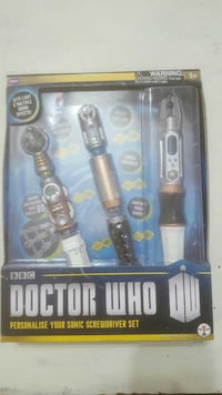 Doctor Who Sonic Screwdriver set  Virginia Beach, 23453