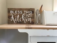 Bless this Kitchen Sign Boise, 83704