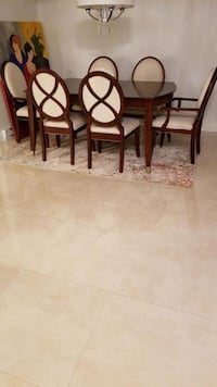 Dining set for 6  condo styles  782 km