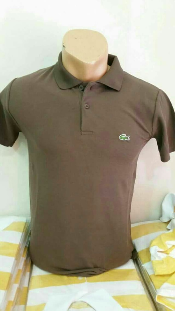 174388106 Used Siyah Lacoste polo shirt for sale in İstanbul - letgo