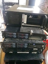 Rack Cases, rack power strip, telephony rack & kvm