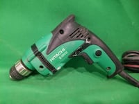 Hitachi D10VH 6.0-Amp 3/8-Inch Reversible Driver Drill with Keyless Chuck 73107