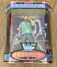 Captain Lou Albano  Wwf Legends Series1 Action Figure Yonkers, 10701