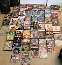 PC Games Collection Alexandria, 22304