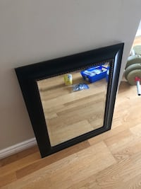 Like new Gorgeous wood framed mirror for multi use  Toronto, M2M 1N9