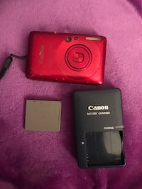 Canon powershot SD780 IS camera with extras  Spring City, 19475