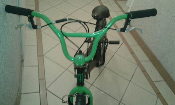 Freestyle BMX von Monster Energy