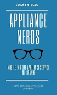 Mobile In Home Appliance Service - All Brands