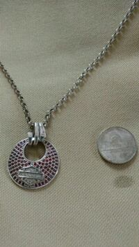 silver-colored pendant necklace Cuyahoga Falls, 44221