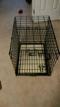 Dog crate. 21 1/2H x 24 1/2L x 18W Gloucester County, 08051