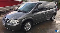 2006 Chrysler Grand Voyager 2.8 CRD LIMITED STOW'N GO 3635cf78-789e-4912-9735-80c26bb5ba7b