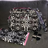 Jujube Be Prepared diaper bag $280 value , L2H