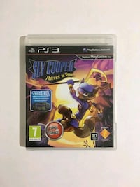 Ps3 Oyun Sly Cooper Thieves In Time  Maltepe, 34844