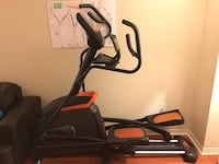 Elliptical exercise  machine $800 Mississauga, L5M 5H9