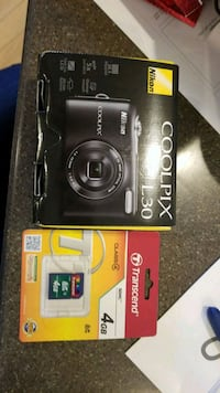 Brand new. Never been used camera Oshawa, L1G 6Y1