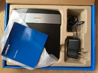 Linksys N600 dual-band WiFi router  ʻAiea, 96701