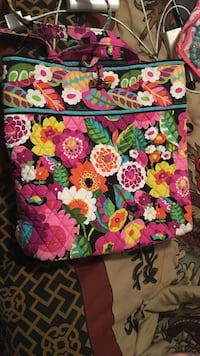 pink, white, black, and green floral Vera Bradley  Winchester, 22601