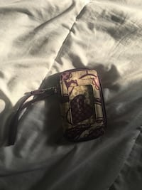 Thirty One purple floral wristlets Woodstock, N4S 6A7