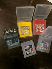 Gameboy Games Reston