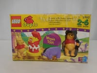 Lego Duplo Eeyore's Birthday Surprise 2982 Winnie The Pooh, open box and complete