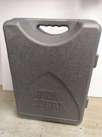 Iron Cobra Dual Kick Pedal *as-is* - 01279 Calgary