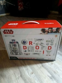 its a star wars driod by little bits Red Deer, T4P