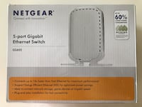 NETGEAR 5-Port Gigabit Ethernet Switch Çukurova, 01170