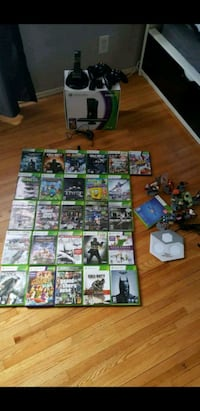 Xbox 360 game case lot Los Angeles, 91311