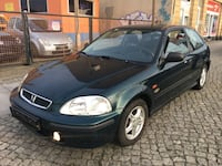 Honda civic 1.4 is 1996 modell Trondheim, 7020