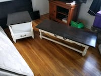 Coffee Table/End Table (solid wood, drawers) Alexandria, 22307